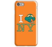 New York Mikey  iPhone Case/Skin