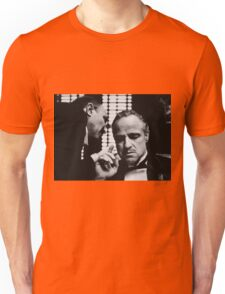 The Godfather Movie- Don Corleone Day of My Daughters Wedding Unisex T-Shirt