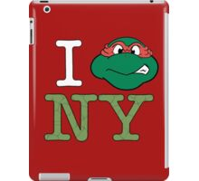 New York Raph iPad Case/Skin