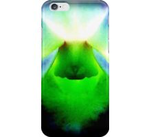 American Chakra - Orchid Alien Discovery iPhone Case/Skin