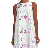 Shoes N Vines A-Line Dress