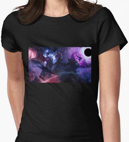 Darkstar Womens Fitted T-Shirt