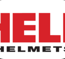 HELL HELMETS Brand Sticker