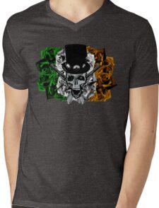 Armour of the roses Mens V-Neck T-Shirt