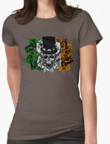 Armour of the roses Womens Fitted T-Shirt