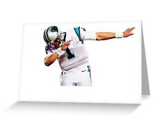 DAB NEWTON Greeting Card
