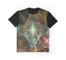 Star fields fractal Graphic T-Shirt