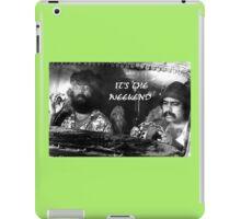 Up In Smoke Tribute Cheech and Chong iPad Case/Skin