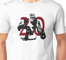 class of 20 loves harambe Unisex T-Shirt