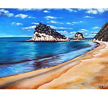 Kaiteriteri Beach New Zealand NZ Photographic Print