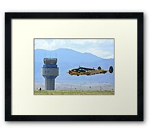 Bucket of Bolts WW2 CAF Bomber Framed Print