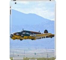 Bucket of Bolts WW2 CAF Bomber iPad Case/Skin