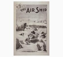 Performing Arts Posters A musical farce comedy The air ship by JM Gaites 0867 Kids Tee