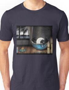 Sleeping Rabit Unisex T-Shirt