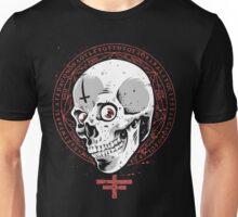 Doom and Gloom Skull Unisex T-Shirt