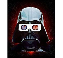Vader Vision Photographic Print