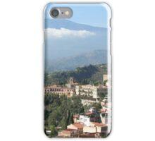 Mt. Etna iPhone Case/Skin