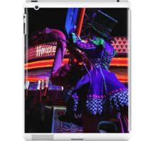 Wonderland Flamingo Riders! iPad Case/Skin