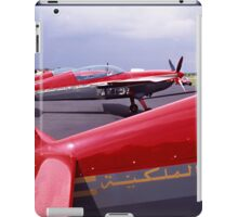 Royal Jordanian Falcons iPad Case/Skin