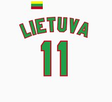 Arvydas Sabonis 11 Lithuania Basketball  Tank Top