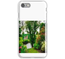 PARQUE Y JARDIN iPhone Case/Skin