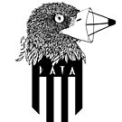 DATA EAGLE - BLACK by gaarte
