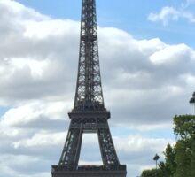 Eiffel Tower in Summer Sticker