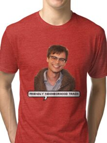 Matthew Gray Gubler Tri-blend T-Shirt