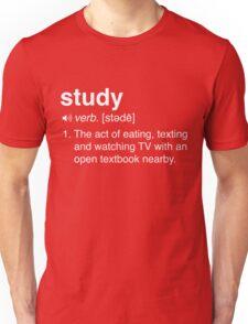 Funny Study Definition Unisex T-Shirt