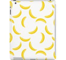 Banana fruit pattern. iPad Case/Skin