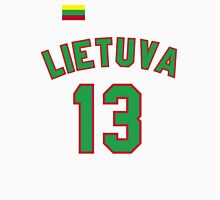 Sarunas Marciulionis 13 Lithuania Basketball Tank Top