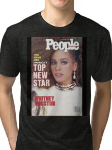 Whitney is the most popular! Tri-blend T-Shirt
