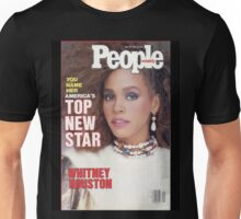 Whitney is the most popular! Unisex T-Shirt