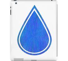The Family Rain - Paint Drop iPad Case/Skin