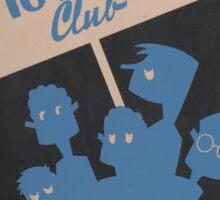 Be Kind to Books Club Sticker