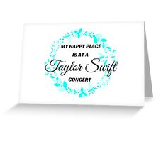 Happy Place Greeting Card