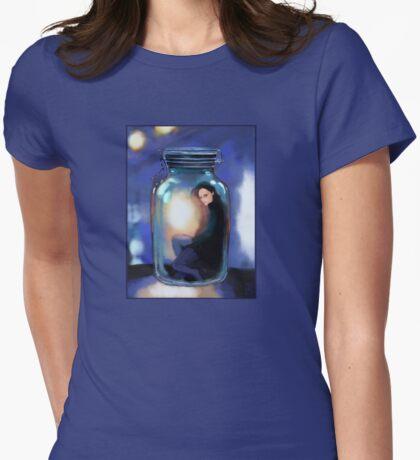 Jar of Bones  Womens Fitted T-Shirt