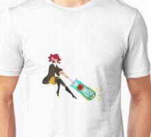 Transistor's Red Unisex T-Shirt