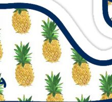 Vineyard Vines Pineapple #1 Sticker