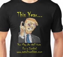 The Zombie Donald Trump- New Edition  Unisex T-Shirt