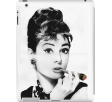 Audrey Gone Bad iPad Case/Skin