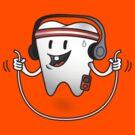 Healthy Tooth by Patrick Brickman