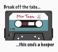 Break off the tabs Kids Tee