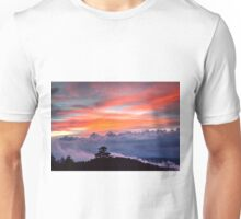 Sunrise at Clingman's Dome, GSMNP, TN Unisex T-Shirt