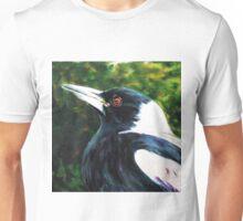 Australian Magpie Unisex T-Shirt
