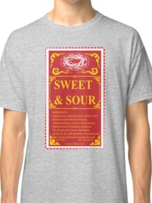 SWEET AND SOUR  Classic T-Shirt