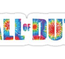 COD Dye Sticker