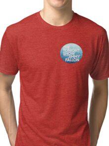 ocean jimmy fallon Tri-blend T-Shirt