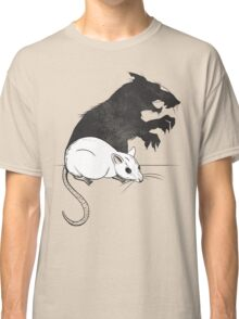 The Strange Case of Dr. Mouse and Mr. Rat Classic T-Shirt