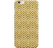 Golden dragon scales iPhone Case/Skin